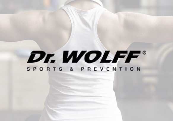Dr. Wolff® Rückentraining in PhysioMed Elze im WORKOUT Med.